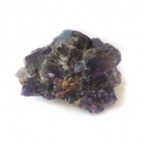 Fluorita mineral en bruto calidad A