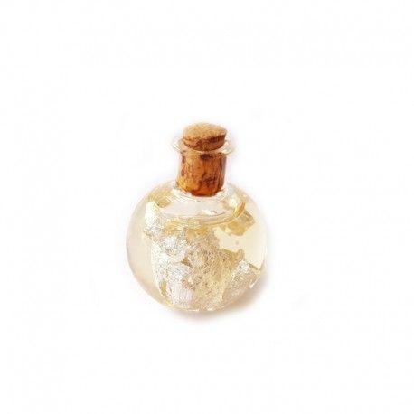 Botella laminas Plata 999 Coleccion