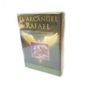 El arcángel Rafael Cartas adivinatorias