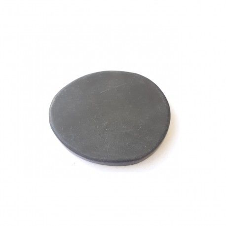 Piedra Chakra Obsidiana Calibrado
