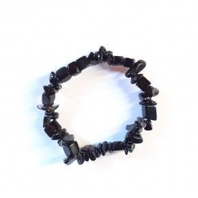 OBSIDIANA Pulsera chip