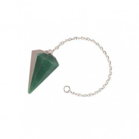 Pendulo Aventurina Verde Extra