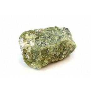 Piedra Olivina En Bruto