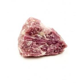 Piedra Rubelita En Bruto