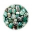 Rodados de Agata Verde 250 gr