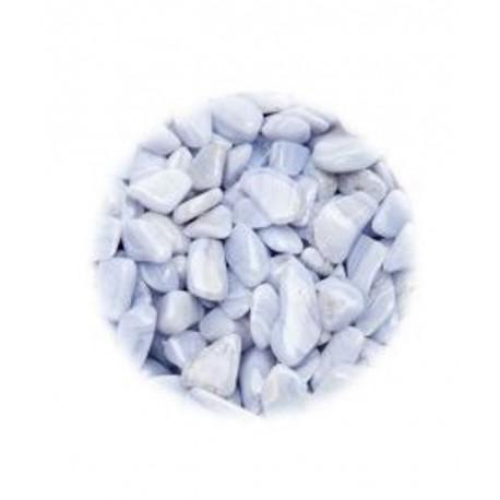 Calcedonia azul en Bolsa 90 Gr