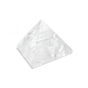Pirámide de Cuarzo Blanco 2 cm