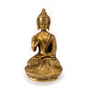 Figura en Bronce Buda
