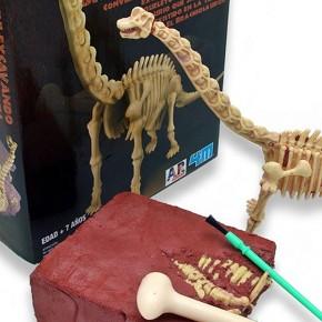 """Excavadinos Brachiosaurus """"Paleontologia"""""""