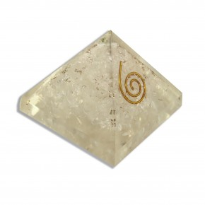Orgonite Piramide amatista