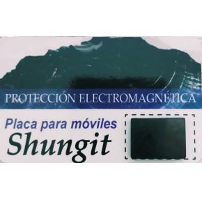 Placa de Shungit para Móvil