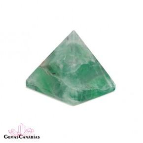 Pirámide de Fluorita 3 cm