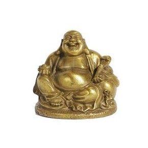 Figura de Buda Mini Bronce