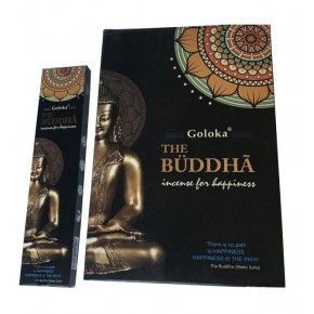 Incienso Goloka The Buddha Happiness