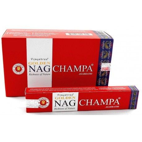 INCIENSO NAG CHAMPA GOLDEN