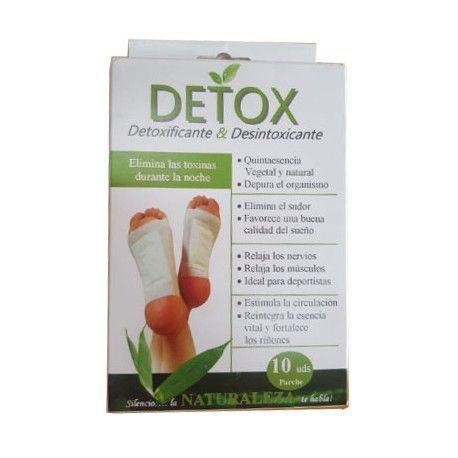 Detoxificante y Desintoxificante